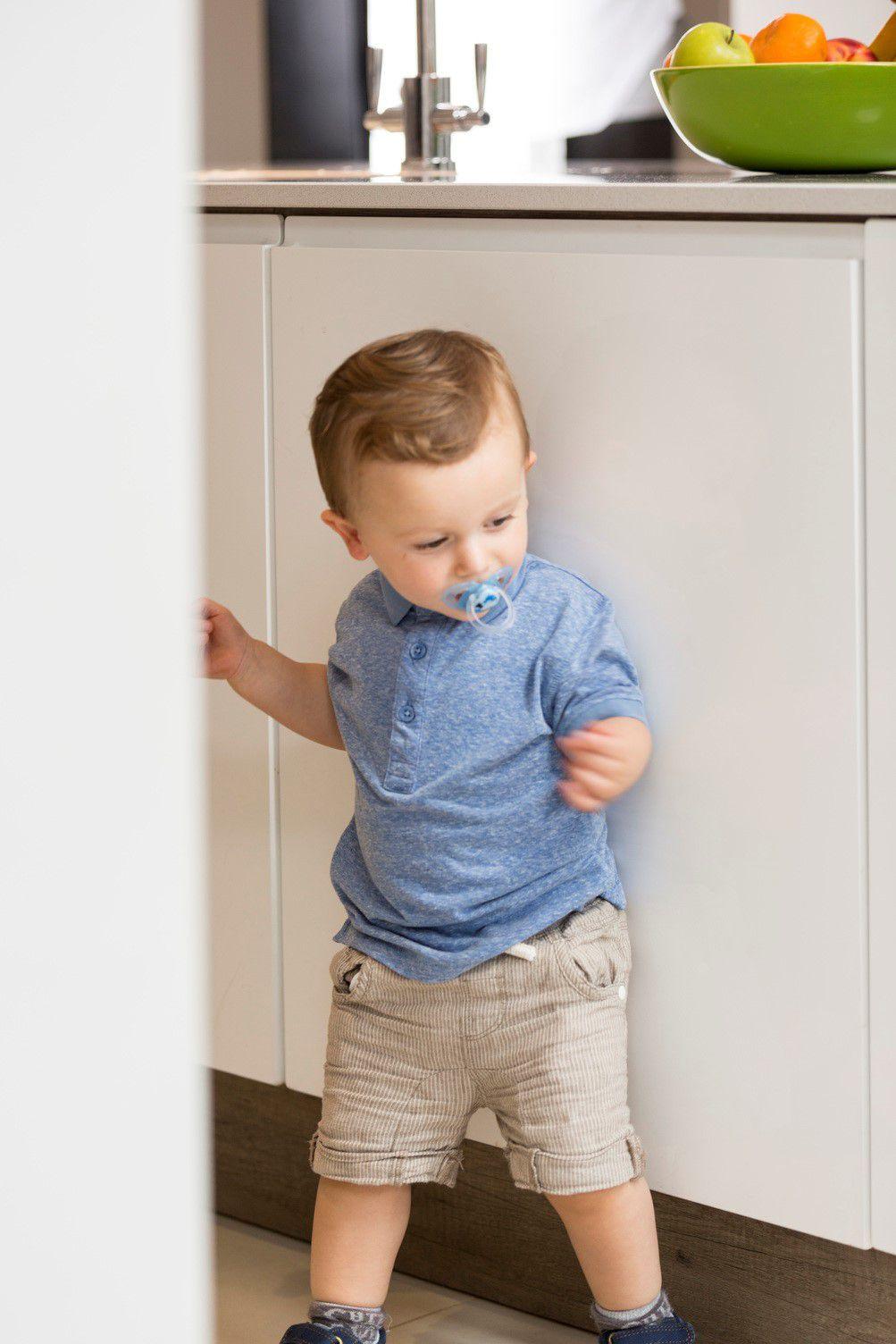 Ty ngậm thoáng khí cho bé Tommee Tippee AIR 6-18 tháng (vỉ 2 cái) - Xanh