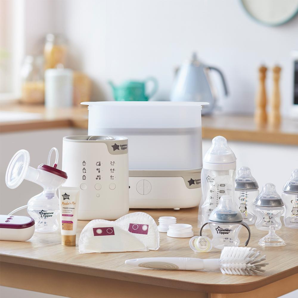 Các sản phẩm máy hiện đại, cao cấp và chất lượng đến từ thương hiệu Tommee Tippee